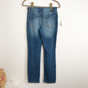 INC International Concepts Jeans - Inc. Jeans Size 0 Straight Leg and Distressed